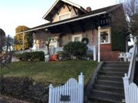 Incredible 1905, Old Town Tacoma Craftsman, that hasn't