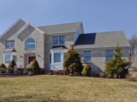 Stunning 4/5 Bed 2.5 Bath Center Hall Colonial on