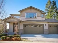 New Model Home!Enjoy sunsets and Olympic mountain