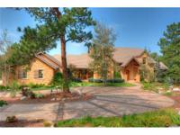 Charming French Country w/spacious main level living.