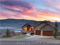 This wonderful home is located minutes to Park City,