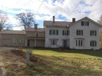 Listing price is $157,800.... Huge colonial style home