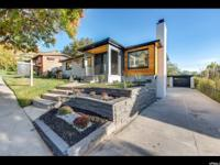 The perfect modern remodeled home in Sugarhouse. Great