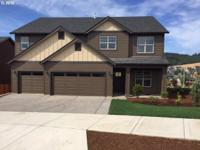 Very large home being built in a great community.