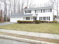 Commuters dream! This renovated 5 bedroom colonial on a