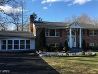 Fabulous Split Level Home on 1/2 Acre Lot. Back to