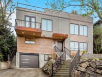 Perched above the street w/ gorgeous views of the