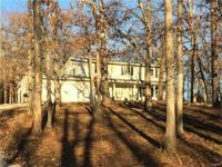 Enjoy country living here!! Big 2 story home has 5