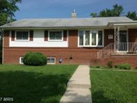 Well maintained Rambler style home. 5 Bedrooms, 2 Full