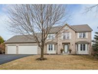 Immaculate two story home in Woodbury's marsh Creek