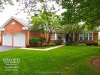 Sun-filled 5 bedroom, 3 bath brick-front ranch on quiet