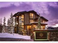 Stein Eriksen Residences offers new, private, ski-in,