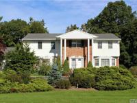 Gorgeous 5 Bedroom, 3.5 Bath Colonial In Authors