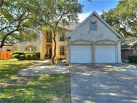 Gorgeous home on cul-de-sac lot. Welcome your guests