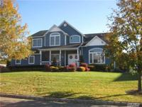 Beautiful 3000+ Sq Ft Liberty Model On Almost 1/2 Acre!