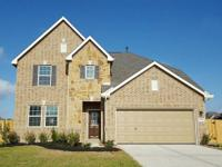 Two story Bella home with 5 bedrooms, 3.5 baths and