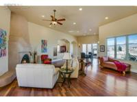 Beautifully designed, custom home on 3.2 peaceful