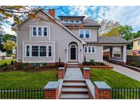 Beautifully restored 1900 Colonial on East Side with