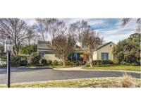 Close-in, sought after, convenient neighborhood near