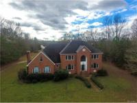 This home offers 10.49 beautiful acres, 5 bedroom and 3