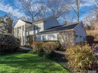 Picturesque Setting. Spacious 5 Br, 3.5 Bath Colonial,