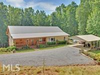 Private Location, 3+ acres surround this 5 BR/ 3BA