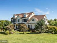 Stunning Colonial on 11.75 Acres of Farm Land! Gleaming