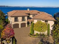 The Estate at Faben Point. On the shores of Lake WA