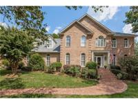 Gorgeous All Brick Home w/Plant. Shutters & Cr. Molding