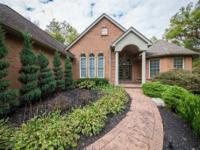 Exciting combo privacy & luxury in rivershore farms.