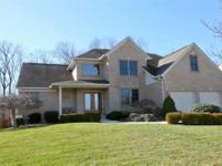 Beautiful 5 bedroom 2-story home featuring 2 bedrooms &