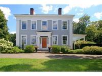 Stunning Greek Revival:Captain Walter Bradley House,c.