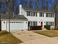 Sought after Cherry Run subdivision. Beautiful