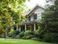 Always admired, this Arts and Crafts home has authentic