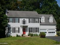Spacious colonial in prime location minutes from VRE,