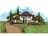 Pre-Construction on a beautiful water front lot: Last
