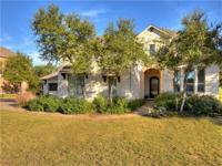 Custom Drees Home on a premium half acre/cul-de-sac lot