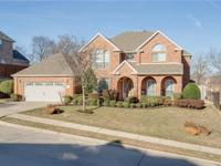 Beautiful custom, 5 bedroom, 4 bath home in desirable