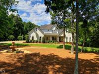 Private 15.25 Ac Executive/Family Retreat is close to