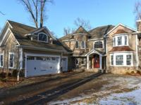Magnificent new construction custom colonial in
