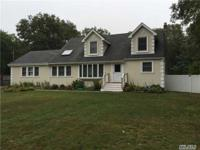 Beautiful, Newly Renovated Home Situated On A Large
