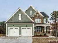 Custom Home by Saybrook Homes. Over the top upgrades &