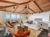 Beach living at its finest! Enjoy panoramic ocean views