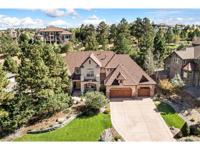 Stunning mountain contemporary custom home located in