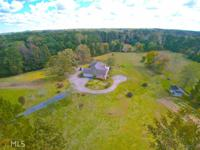 Approx 18 acres of sprawling open pasture. Cust built 4
