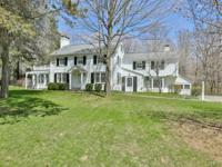 Gracious Estate with Magnificent Main Residence, Guest