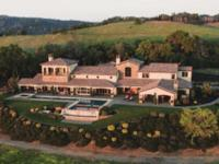 The Blue Oak Mandarins Estate is an incredible Tuscan