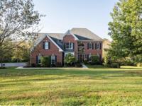 Impressive! 5 bdrm, 4 bth, all brick 2-story home -