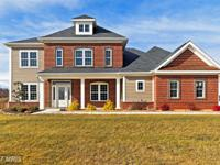 Beautiful brand new home, sited on an almost 1/3 acre