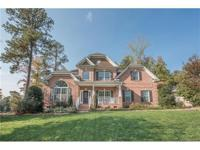 Gorgeous 5 bedroom French Provincial brick home (master